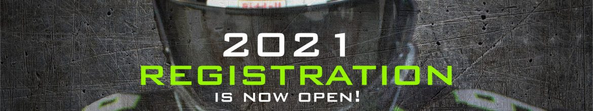 2021 Registrations Now Open