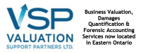 Valuation Support Partners Ltd